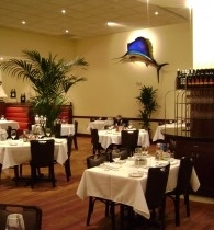 Oceanaire seafood room orlando private dining opentable for Best private dining rooms orlando