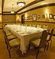 Norman 39 s at the ritz carlton orlando private dining for Best private dining rooms orlando