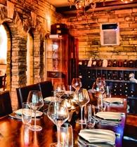 Cellar Room with Chef Table photo