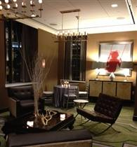 Hotel Palomar Meeting Space-- Abele Lounge Space photo