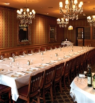 Iii forks dallas private dining opentable for Best private dining rooms dallas