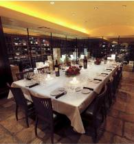 Del frisco 39 s double eagle steak house new york city for Best private dining rooms new york city