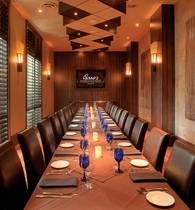 Perry 39 s steakhouse grille uptown dallas private dining for Best private dining rooms dallas