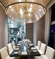 chefs table 10 standing 10 seated this private dining room - Private Dining Rooms Las Vegas