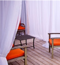 Outdoor Cabanas photo