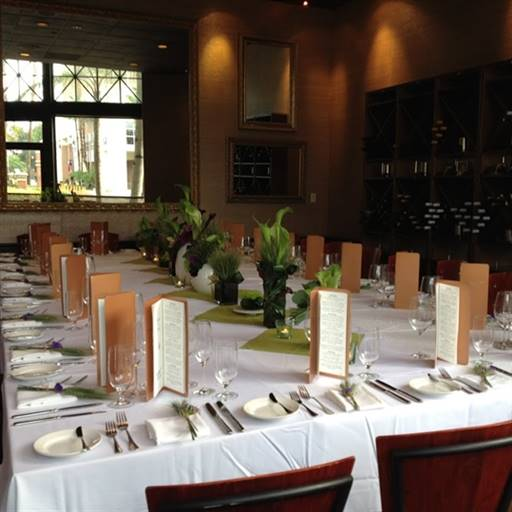 Mise en place private dining opentable - Mise en place table restaurant ...