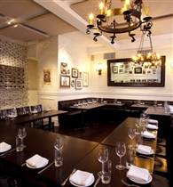 Rear dining room / private event space photo