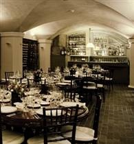The Wine Cellar at Mooo.... photo