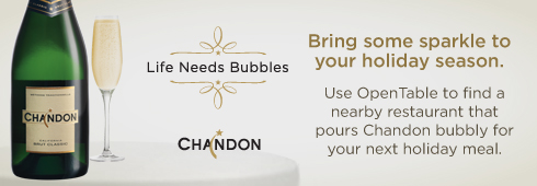 Chandon Promotion