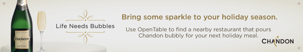 Chandon October Promotion National Roundup