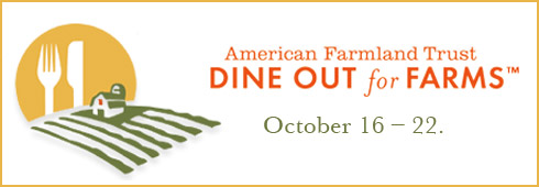 American Farmland Trust's Dine Out for Farms