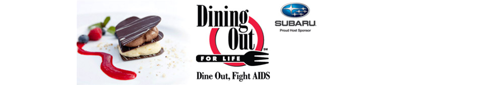 Dining Out for Life Specials for All OpenTable