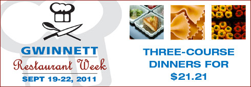 Gwinnett Restaurant Week