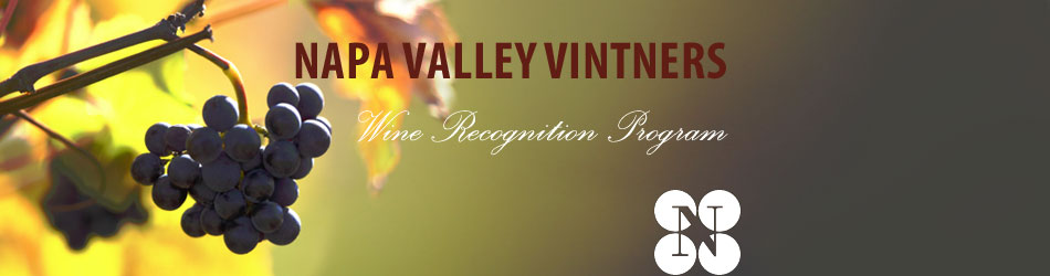 Napa Valley Vintners Wine Recognition Program - New York
