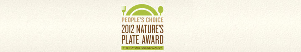 Nature's Plate Award - National Page