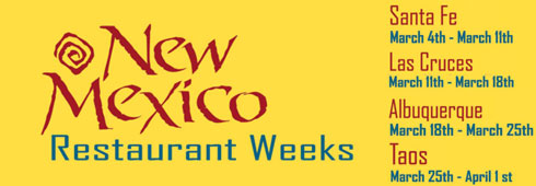 New Mexico Restaurant Week
