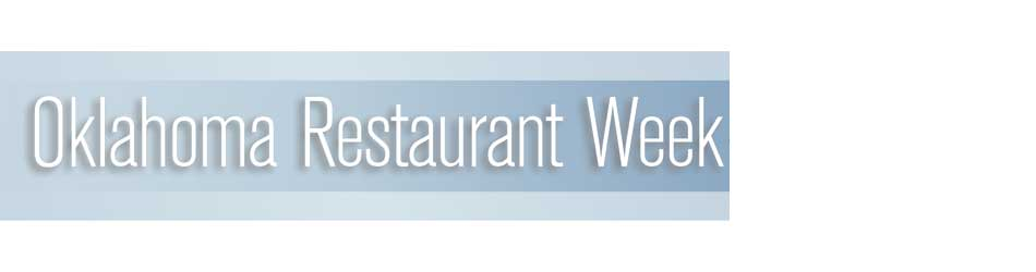 Oklahoma City Restaurant Week