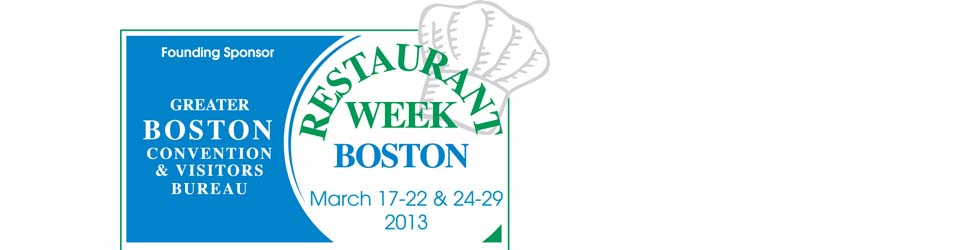 Restaurant Week Boston
