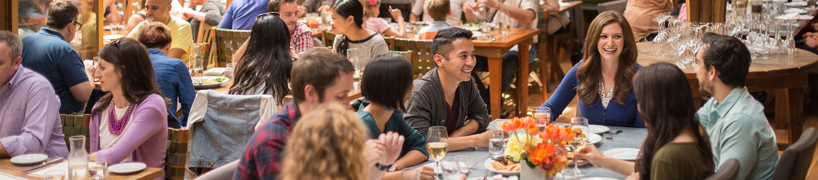 Seattle Restaurants For Large Parties Great For Groups Opentable