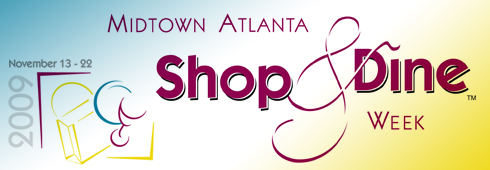Midtown Atlanta Shop & Dine Week