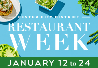 Center City District Restaurant Week