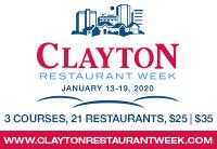 Clayton Restaurant Week