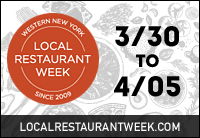 Local Restaurant Week - Western New York