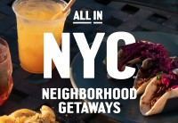All In NYC: Neighborhood Getaways