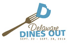 Delaware Dines Out Restaurant Week Image