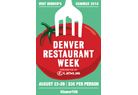 Denver Restaurant Week  Image