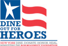 Dine Out for Heroes 2014 Image