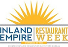 Inland Empire Restaurant Week Image