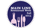 Main Line Restaurant Week Image