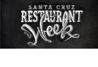 Santa Cruz Restaurant Week Image