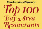 San Francisco Chronicle Top 100 Restaurants 2013 Image