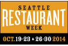 Seattle Restaurant Week Image