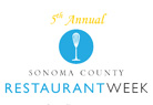 Sonoma County Restaurant Week Image
