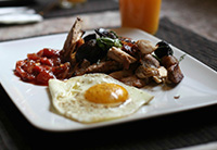 Sunday Brunch - Los Angeles Restaurants