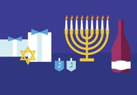 Portland / Oregon Chanukah Dinner Reservations