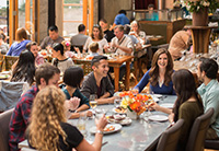 Great for Groups - Coastal North Carolina Restaurants