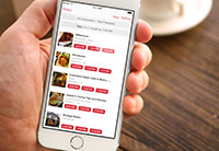 OpenTable Mobile - [MetroShortName] Restaurants on the go! Image